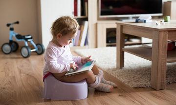 Επιχείρηση γιογιό: Σε ποια ηλικία «κόβει» το παιδί την πάνα;