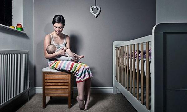 Πρακτικές συμβουλές για το νυχτερινό τάισμα του μωρού