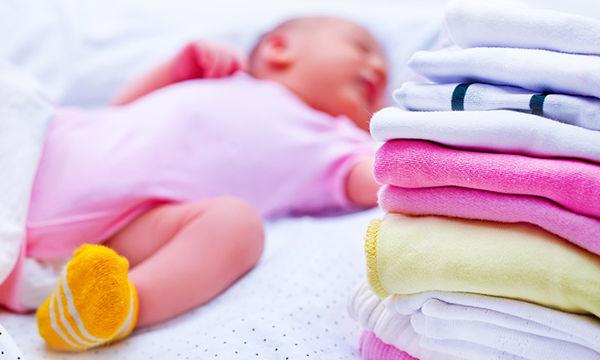 Απαλά και καθαρά ρουχαλάκια για το μωρό μου!