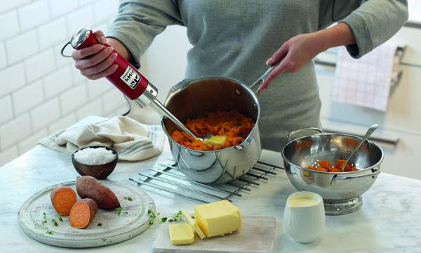 Βελουτέ σουπίτσες, φρουτόκρεμες και καλοκαιρινά smoothies στο Π και Φ με την KENWOOD