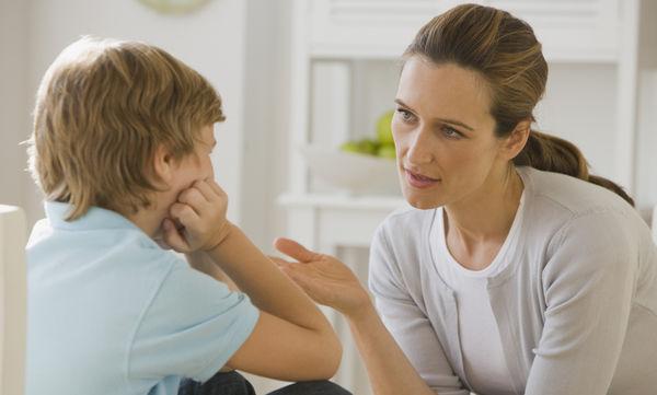 Κάντε το παιδί να σας ακούσει: Υπάρχουν τρόποι