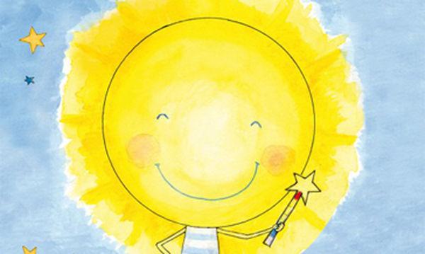 Το μυστικό του ήλιου – Ζέττα Αργύρη