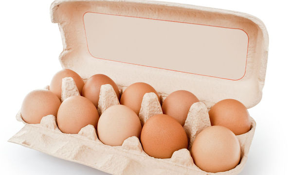 Μετατρέψτε τις αυγοθήκες σε μικρά γλαστράκια