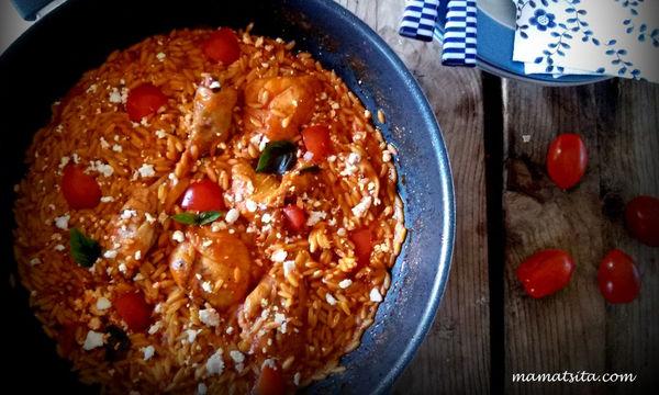 Γιουβέτσι με μπουτάκια κοτόπουλου. Το πιο νόστιμο που έχετε φτιάξει μέσα σε 30 λεπτά