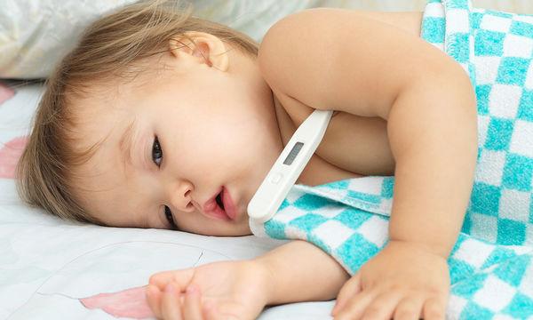 Πυρετός: Τα ανώτατα όρια της φυσιολογικής θερμοκρασίας (πίνακας ανά ηλικία παιδιού)