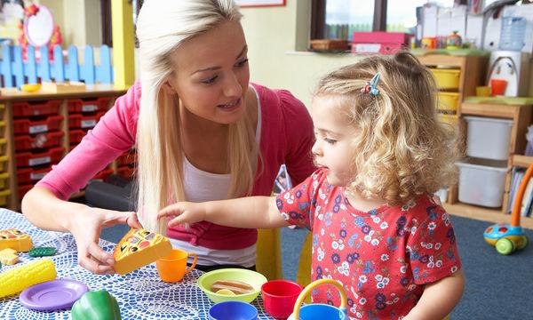 Ποιος είναι ο ρόλος του νηπιαγωγείου στην ανάπτυξη των παιδιών;
