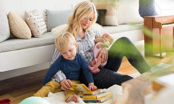 Δύο εβδομάδες με δύο παιδιά: 8 πράγματα που έμαθα όταν απέκτησα δεύτερο παιδί