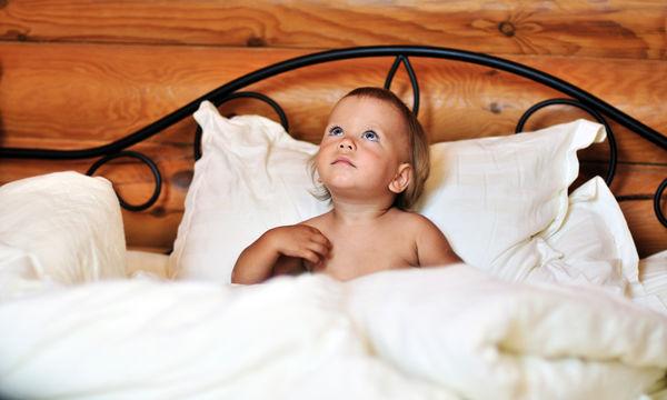 Το παιδί μου άρχισε να βρέχει ξανά το κρεβάτι του. Τι να κάνω;
