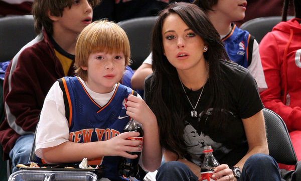Lindsay Lohan: Ο αδελφός της μεγάλωσε και είναι μοντέλο στη Vogue