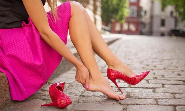 Γνωρίζεις ότι δεν πρέπει να φοράμε τα ίδια παπούτσια κάθε μέρα;