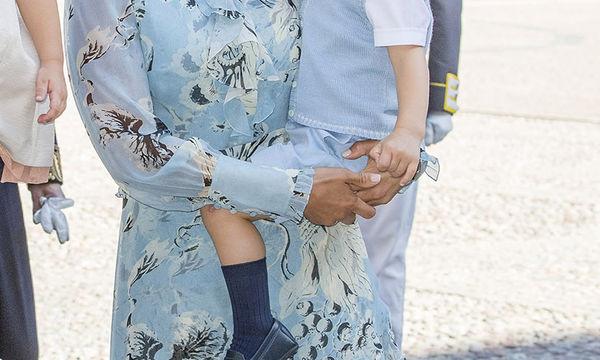 Η πριγκίπισσα είναι έγκυος και τα νέα κάνουν ήδη το γύρο του διαδικτύου