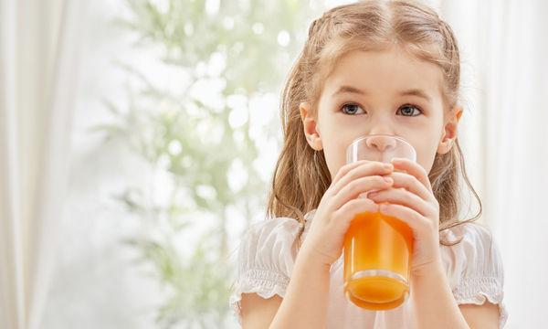 Πόσους χυμούς μπορούν να καταναλώνουν τα παιδιά;