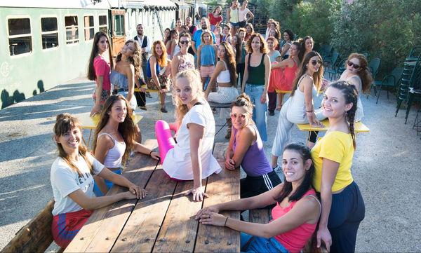 2ο Φεστιβάλ Σύγχρονου Χορού στο Τρένο στο Ρουφ