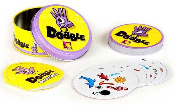 Kaissa Επιτραπέζιο Dobble: Το παιχνίδι που θα ξετρελάνει τα παιδιά σας