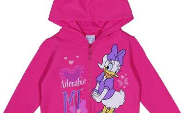 Ζακέτα Disney Daisy Duck με κουκούλα για κοριτσάκια 18 μηνών έως 5 ετών