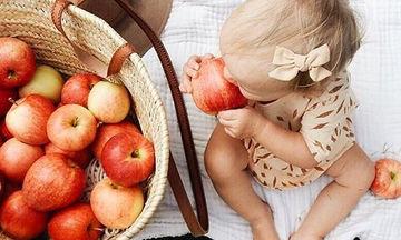 Επιλέγοντας υγιεινό τρόπο διατροφής για το παιδί