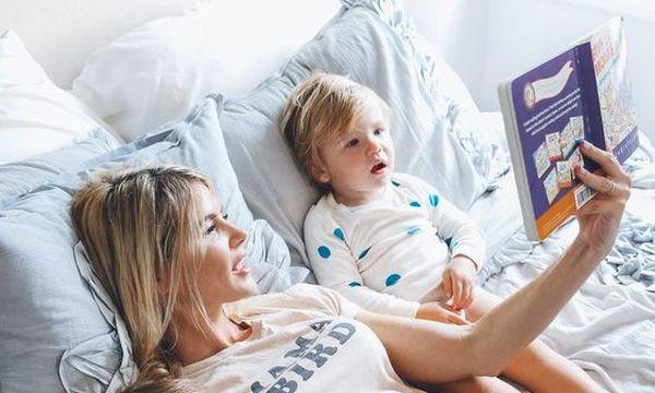 Βοηθήστε το παιδί σας να αναπτυχθεί γλωσσικά (έως 2 χρονών)