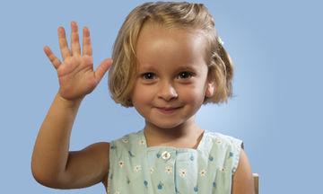 Διδάξτε στο παιδί σας καλούς τρόπους με 3 απλά βήματα