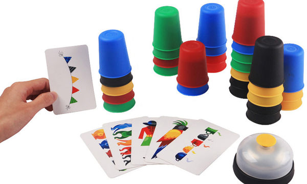 Kaissa Επιτραπέζιο Speed Cups