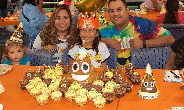 Είκοσι περίεργα θεματικά παιδικά πάρτι - Τι επέλεξαν τα παιδιά
