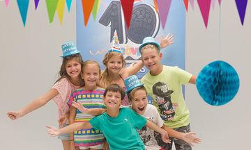 Τι πιο OREO και διασκεδαστικό από το να οργανώνεις πάρτυ για το παιδί σου!