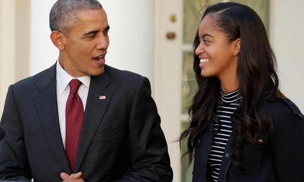 Barack Obama: 3 συμβουλές στις κόρες του που ενδεχομένως να σας φανούν χρήσιμες