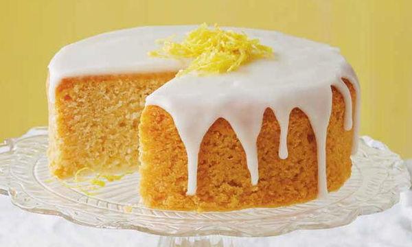 Κέικ λεμονιού - συνοδεύστε το με παγωτό και θα μας θυμηθείτε