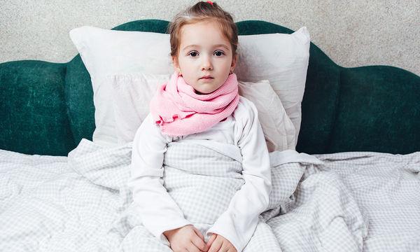 Αντιμετωπίζοντας τη γρίπη στα παιδιά! Συμβουλές για γονείς