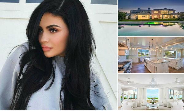 Kylie Jenner: Η έπαυλη της κοστίζει 12 εκατομμύρια δολάρια και είναι ο ορισμός της χλιδής (photos)