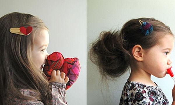 Υπέροχα τσιμπιδάκια μαλλιών για κορίτσια κάτω από 3 ευρώ