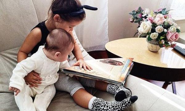 Τρόποι για να ενισχύσετε την γλωσσική ανάπτυξη του παιδιού σας