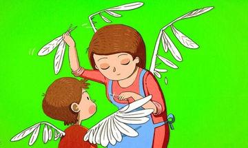 Όσα δε μας είπαν ποτέ οι μαμάδες μας: 9 σκίτσα που θα σου φέρουν δάκρυα στα μάτια