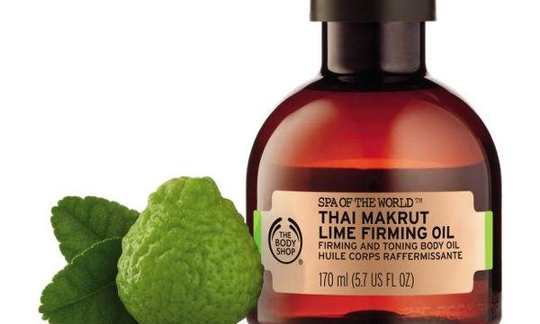 Tai makrut lime: Το λάδι που θα κάνει την επιδερμίδα των ποδιών σας πιο λεία και σφριγηλή