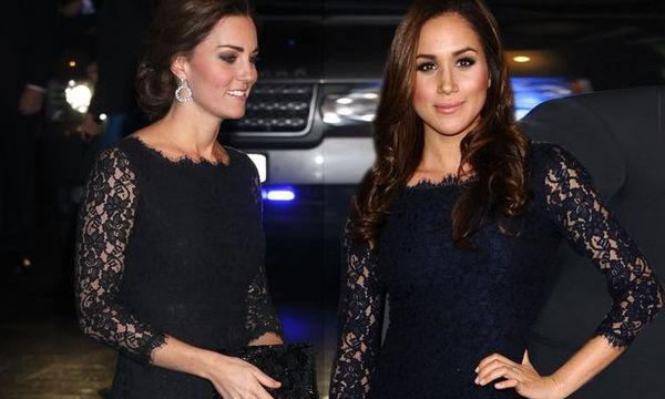 Η Meghan Markle αντιγράφει την Kate Middleton και δεν είναι η ιδέα μας - Ιδού οι αποδείξεις