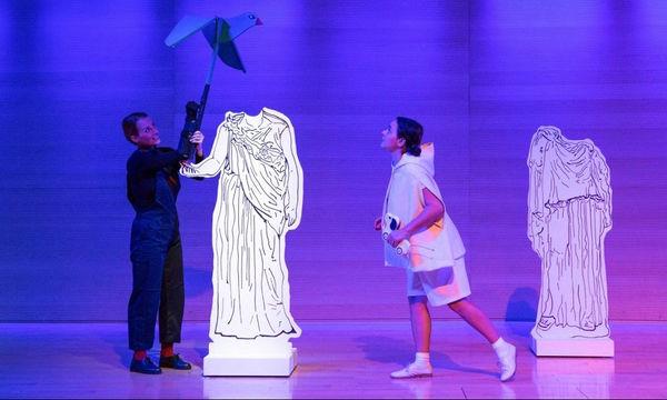 Το άγαλμα που κρύωνε: Παράσταση στο Μουσείο Μπενάκη!