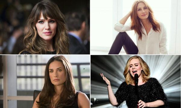 Διάσημες μαμάδες που άφησαν την καριέρα για να μεγαλώσουν τα παιδιά τους