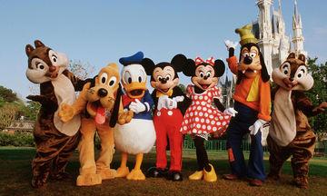 Εσείς γνωρίζετε γιατί οι ήρωες της Disney έχουν τέσσερα δάχτυλα;