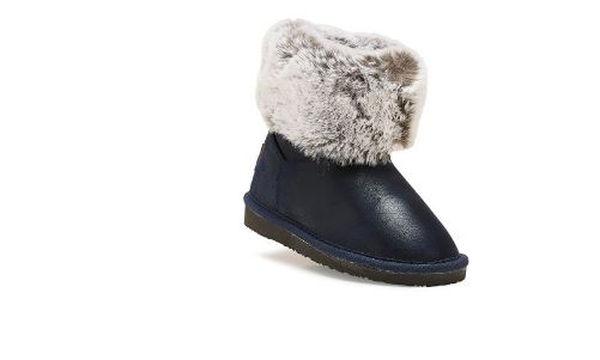 Παιδικά μποτάκια με γούνα για τα κορίτσια σας