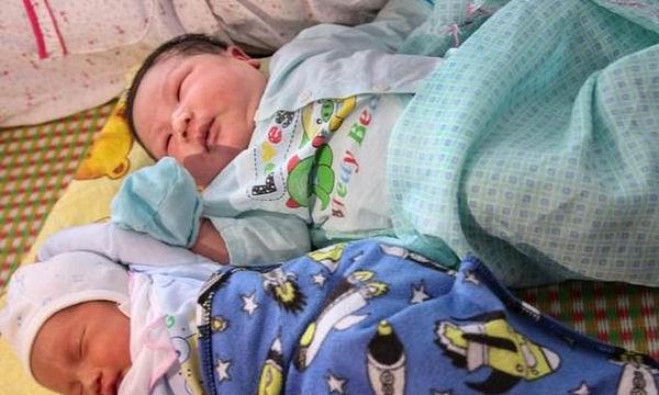 Κι άλλο υπέρβαρο μωράκι: Γεννήθηκε στο Βιετνάμ και ζυγίζει 7,1 κιλά!