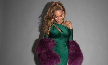 Υπέρλαμπρη η Beyonce σε εμφάνισή της στο κόκκινο χαλί, τέσσερις μήνες μετά τον τοκετό (pics)