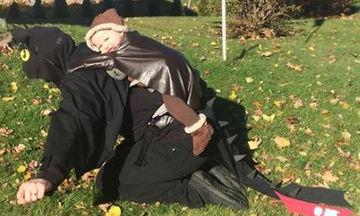 Τριανταδύο ιδέες για να διακοσμήσετε το μάρσιπο του παιδιού σας το Halloween