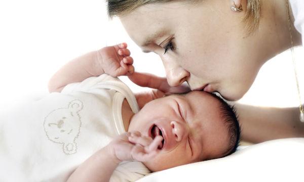 Το μωρό κλαίει ακολουθώντας συγκεκριμένο μοτίβο;