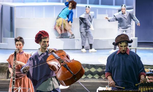 «Μόμο» του Μίχαελ Εντε από 8 Οκτωβρίου στην Κεντρική Σκηνή του Εθνικού Θεάτρου