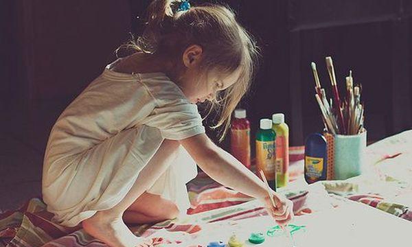 Ξέρετε ποια είναι η «δουλειά» ενός παιδιού; Να παίζει