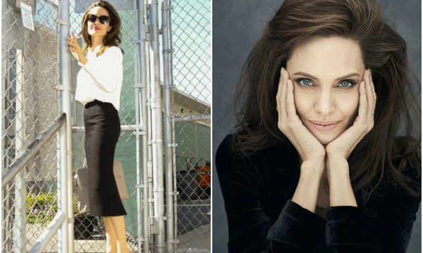 Angelina Jolie: Η εντυπωσιακή αλλαγή στην εμφάνιση της, μετά το χωρισμό της με τον Brad Pitt