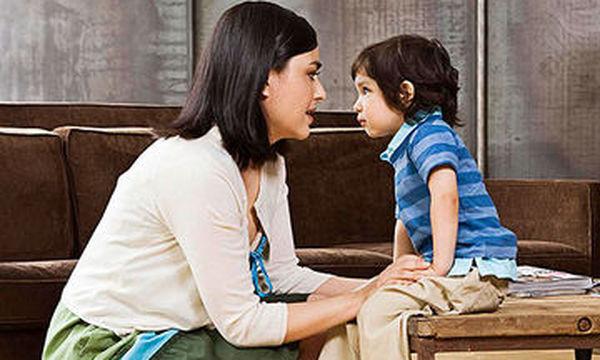Πότε η πειθαρχία είναι αποτελεσματική σε παιδιά έως 12 μηνών;