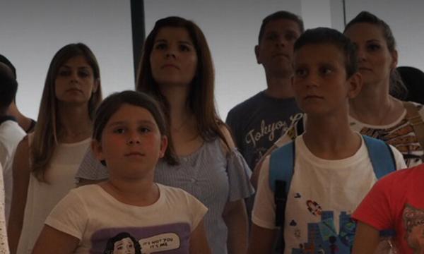 Οι «Μικροί Ήρωες» της Ελλάδας μαθαίνουν και ανοίγουν τα «φτερά» τους