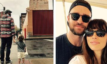Justin Timberlake-Jessica Biel: Οι ωραιότερες φωτογραφίες που έχουν δημοσιεύσει ποτέ στο Instagram
