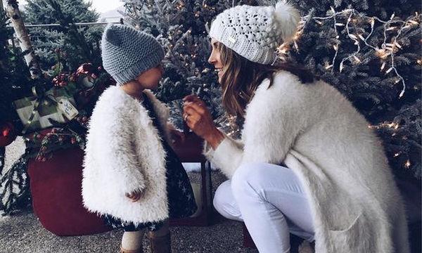 «Μαμά... Να είσαι εκεί όταν αγαπά η κόρη σου, να είσαι εκεί όταν πονά και όταν αποτυγχάνει»