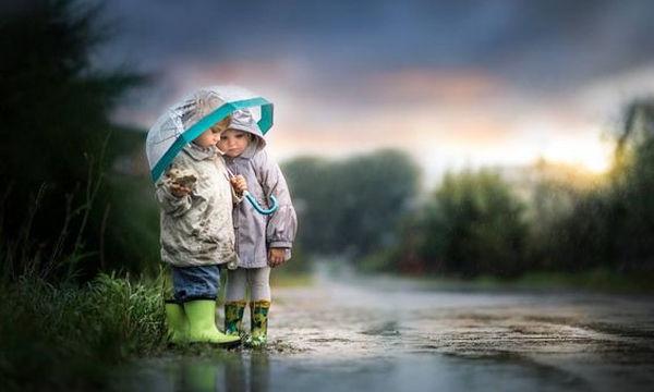 Παιδικές αδιάβροχες γαλότσες για στεγνά πόδια